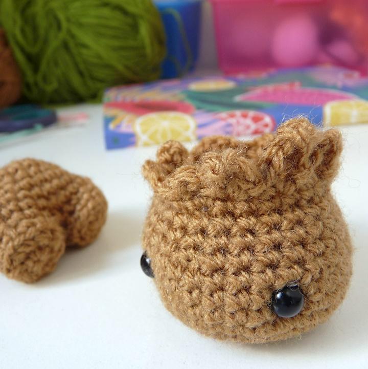 PATTERN - Baby Groot (vol2) - Amigurumi Crochet Pattern | Crochet ... | 721x720