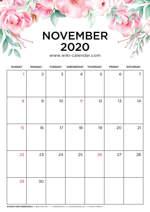 Free Printable November Calendar Wiki Calendar Ko Fi Where Creators Get Donations From Fans With A Buy Me A Coffee Page