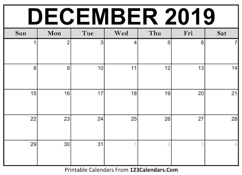 photograph about Printable Dec Calendar named Ko-fi - December 2019 Printable Calendar - Ko-fi ❤️ Exactly where