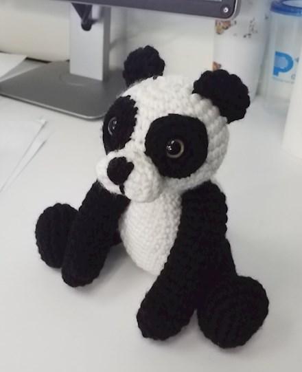 Baby Pug Dog amigurumi pattern | Crochet, Owl crochet patterns ... | 541x440