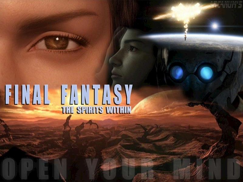 Movie Night 1 Final Fantasy The Spirits Within Ko Fi