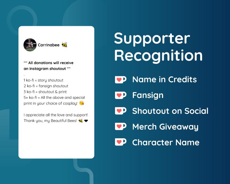 Ko-fi - 5 Easy Ways to Reward Your Supporters - Ko-fi